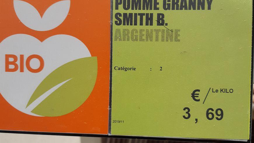 La moitié des fruits et légumes consommés en France vient de l'étranger