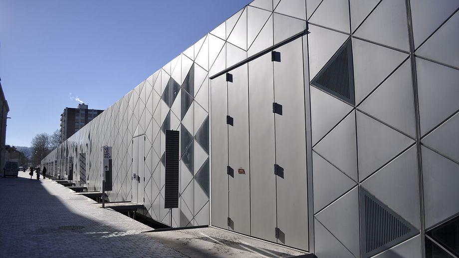 La Cité du design à Saint-Etienne