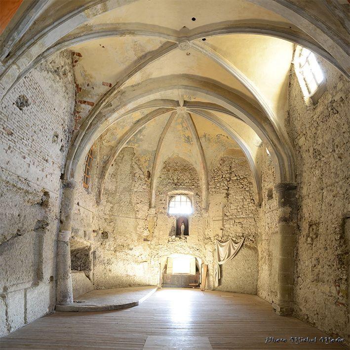 La Chapelle des Cordeliers à Crest a récolté 43 000 euros.