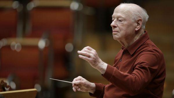 Bernard Haitink nommé membre honoraire du Philharmonique de Vienne