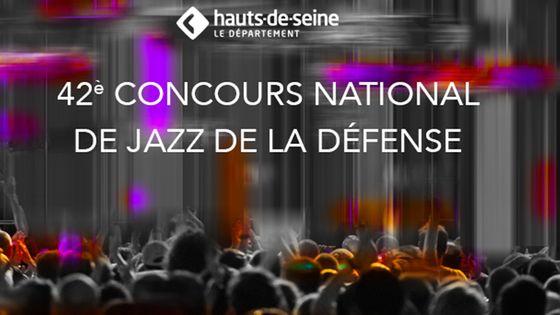 Concours de jazz de la Défense 2019