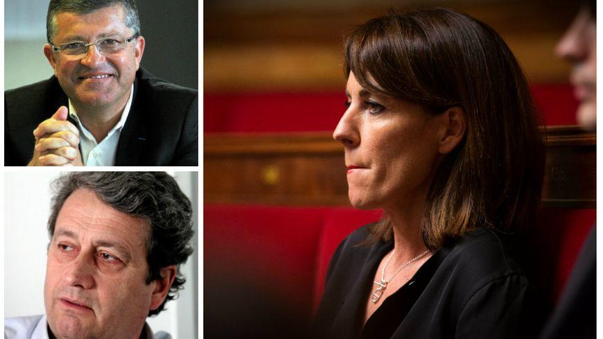 Franck Proust 11ème sur la liste, Bernard Carayon 23ème, Laurent Arribagé absente