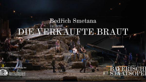 """""""La Fiancée vendue"""" de Smetana au Théâtre National de Munich"""