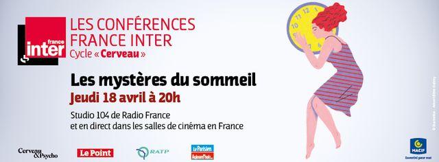 Les conférences France Inter