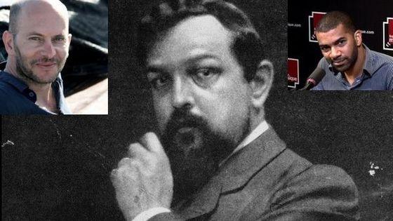 Frédéric Verrières et Wilhem Latchoumia autour de Debussy