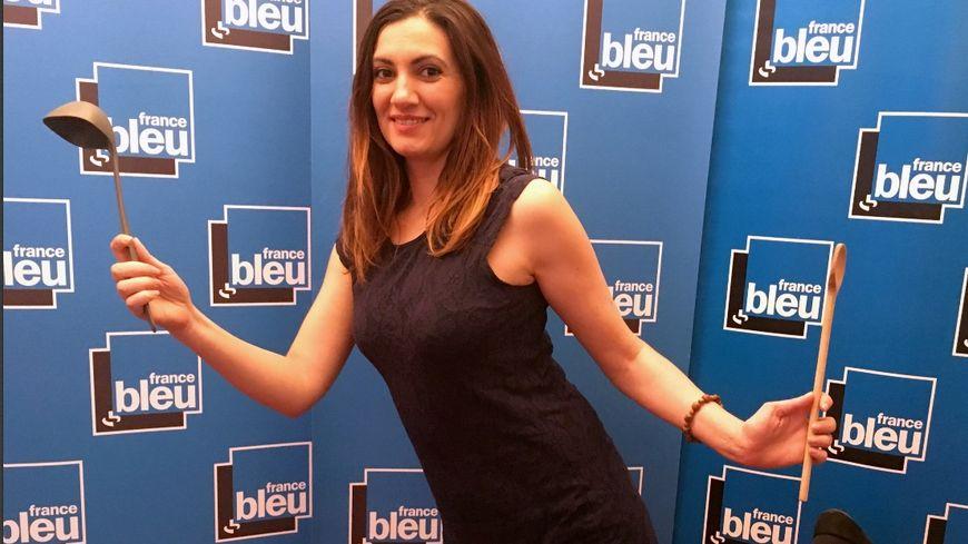 Mathilde Jarlier, journaliste spécialisée dans la gastronomie