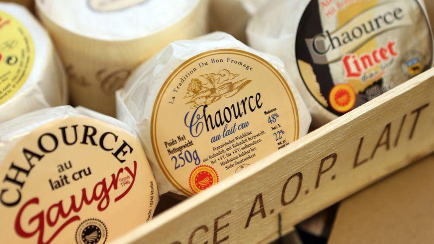 Le chaource, fromage icaunais le plus consommé