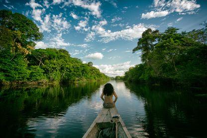 Peuple d'Amazonie