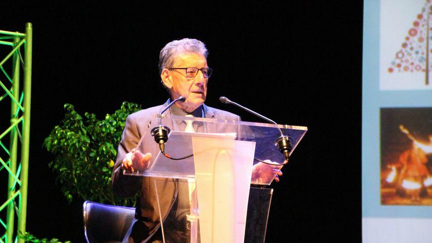 Jean-Michel Bernier était maire de Bressuire depuis 2000.