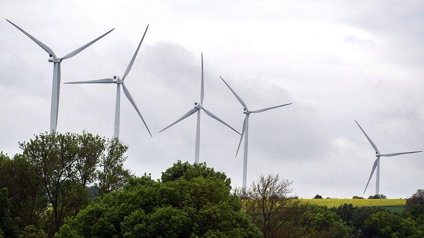 La commission d'enquête émet un avis défavorable pour l'implantation de dix éoliennes en Xaintrie (photo d'illustration)