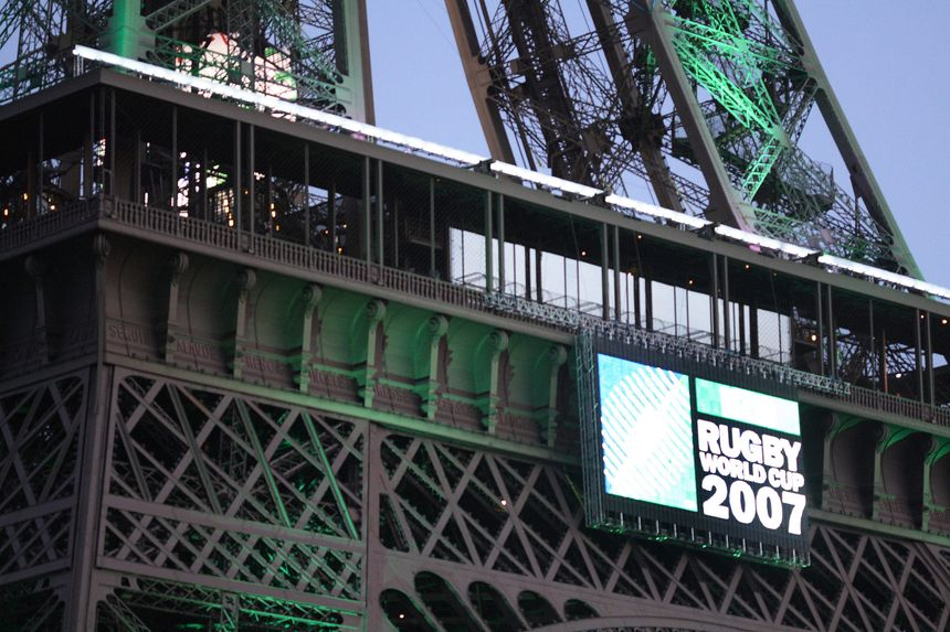 Coupe du Monde de rugby 2007.