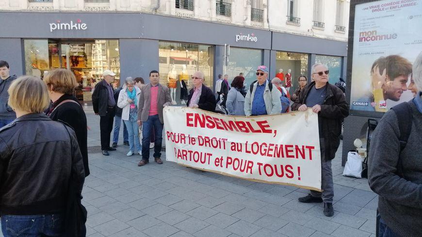 Dans le Loiret, il y a eu 250 expulsions locatives en 2018.