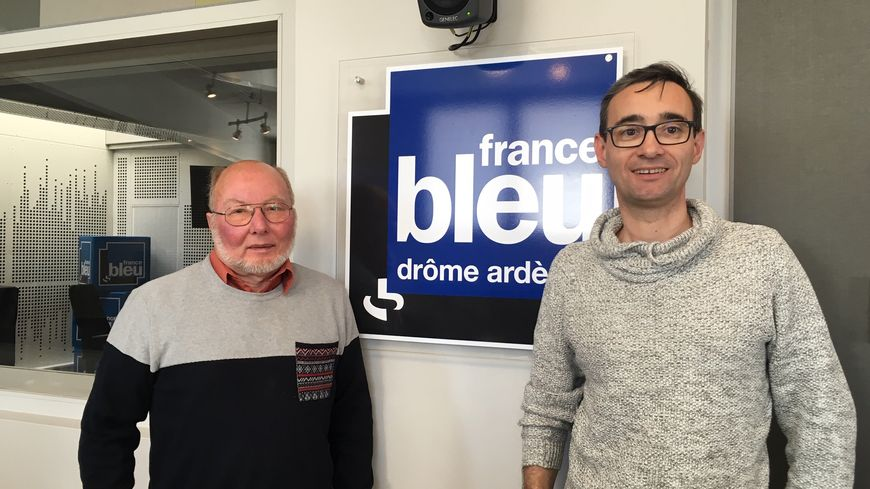 Alain Chosson & Claude Charay