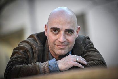 Le réalisateur et acteur Emmanuel Hamon, le 27 février 2019 à Paris.