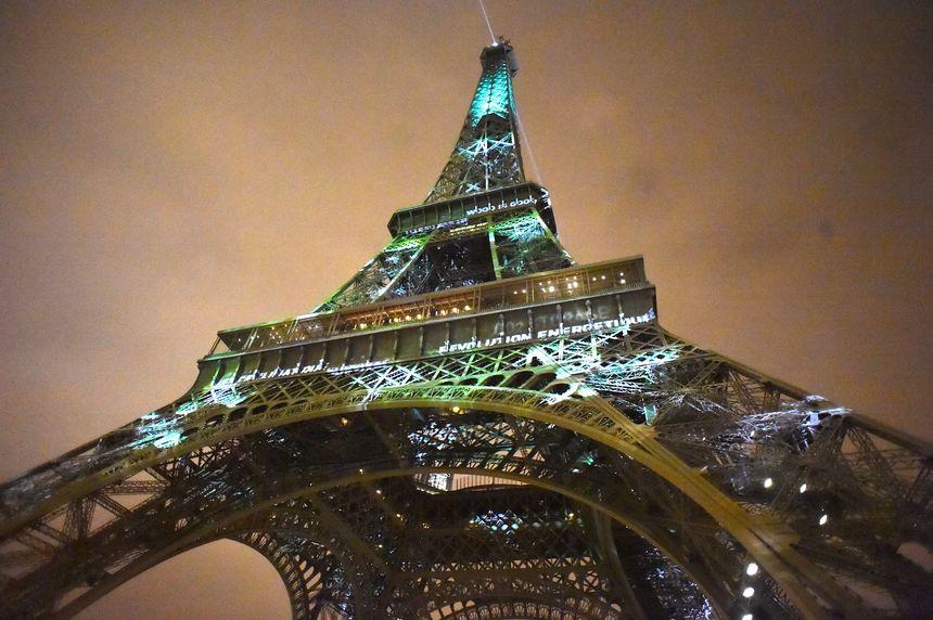 En vert pour la COP 21