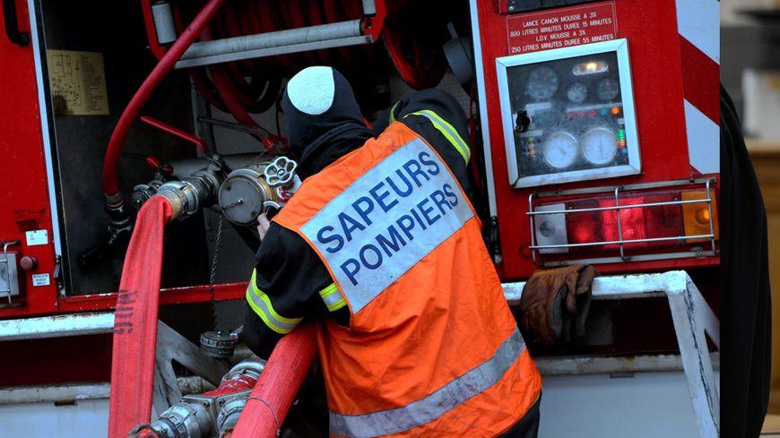 Pompiers. Photo d'illustration