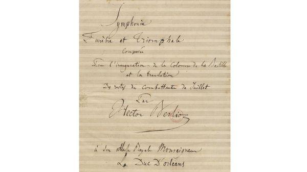 Berlioz et l'orchestre