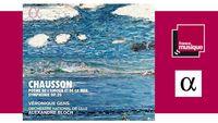 Sortie CD : Poème de L'Amour et de la Mer - Ernest Chausson