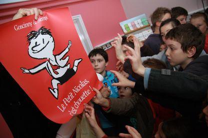 Le Petit Nicolas, un héros de l'enfance indétrôné depuis 60 ans !