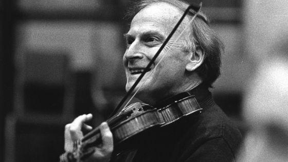 Yehudi Menuhin – l'enfant prodige est aussi devenu un chef d'orchestre recherché pour ses interprétations abouties du répertoire symphonique