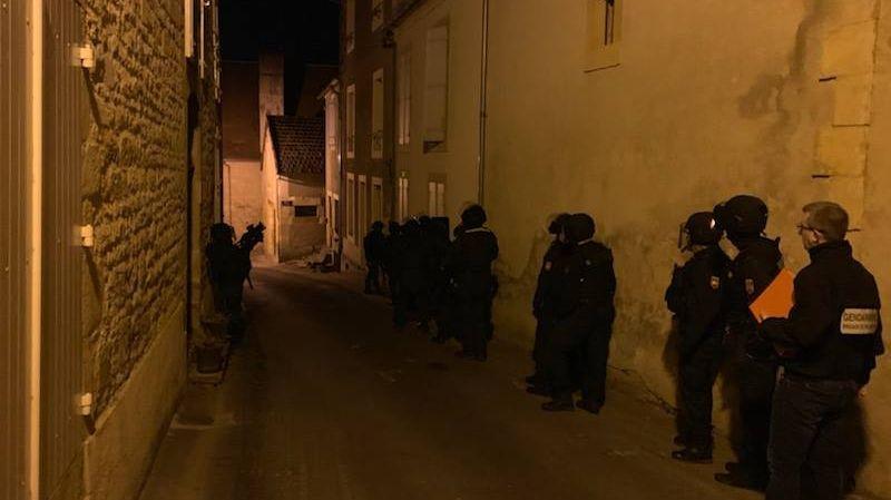 Les gendarmes ont procédé à l'interpellation ce mercredi 27 février.