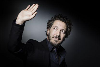 Guillaume Gallienne, comédien et écrivainf français (Paris, 28 septembre 2017)