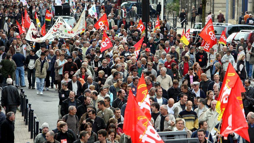 f9999b4d17a La manifestation est programmée à partir de 11h30 place de la République à  Bordeaux
