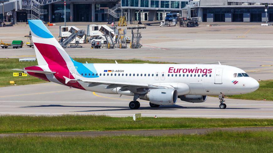 C'est un airbus A319 de ce type qui faisait la liaison entre le Portugal et l'Autriche
