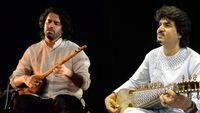 Concert par Sohrab Pournazeri et Homayoun Sakhi (Afghanistan-Iran)