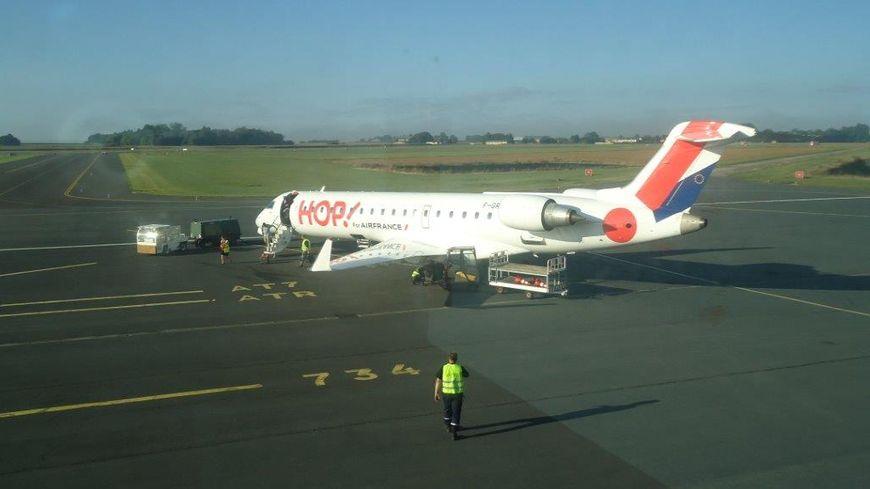 Dernier vol direct vers Genève ce vendredi au départ de Caen-Carpiquet