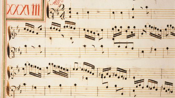 Sonates n°38 de Scarlatti