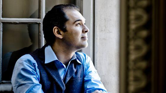 Tugan Sokhiev, chef d'orchestre russe, directeur musical de l'Orchestre national du Capitole de Toulouse et du Théâtre du Bolchoï