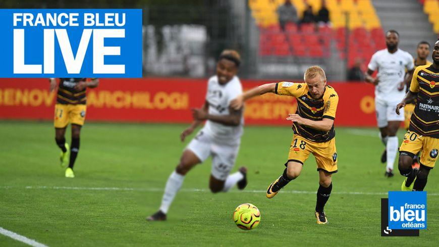 Suivez en direct le match de l'US Orléans face au Red Star FC le vendredi 29 mars à partir de 20h.