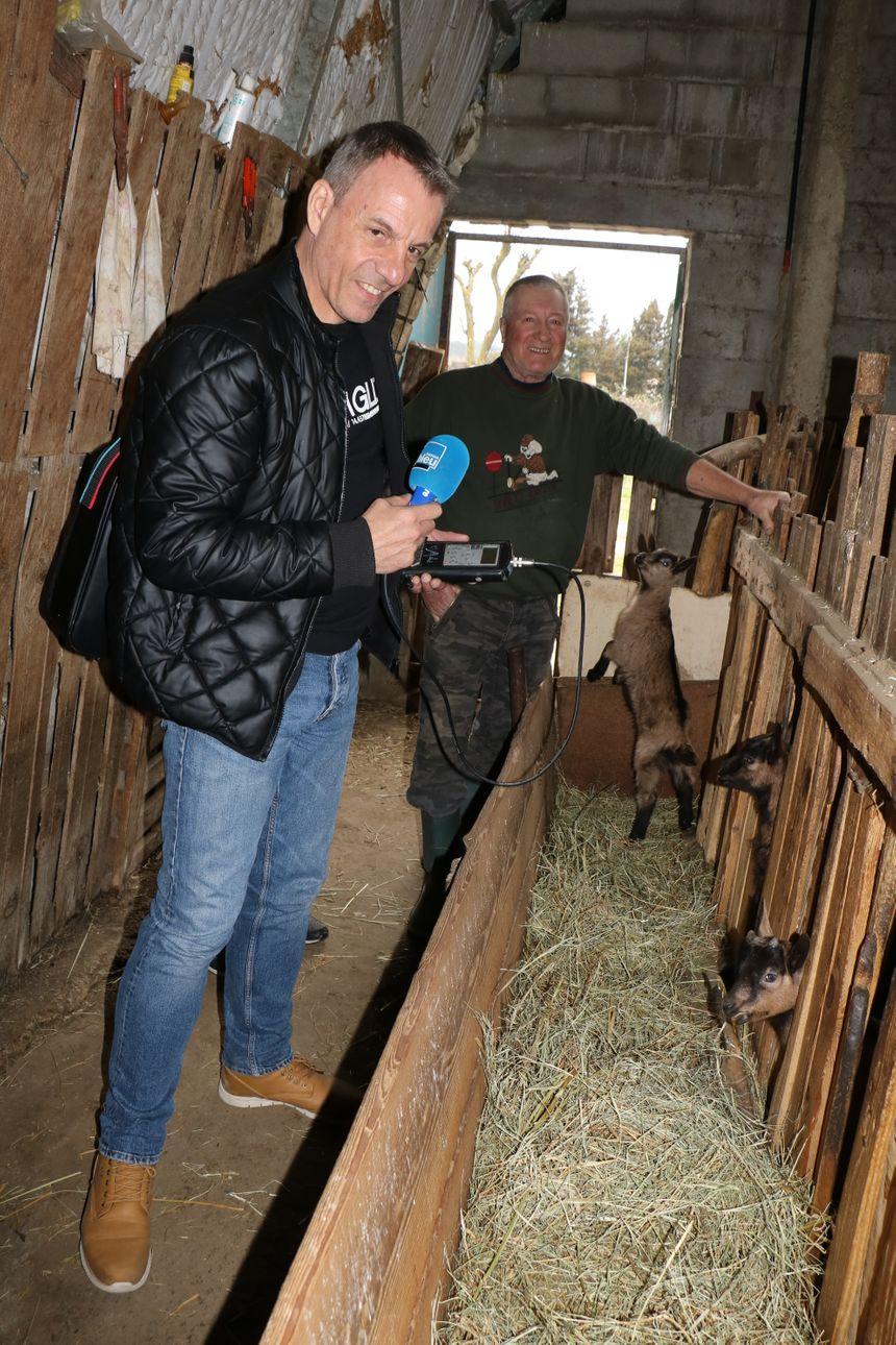dans la bergerie Cappelli à Russan Sainte Anastasie