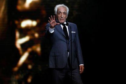 Gérard Darmon lors de la cérémonie des Cesar 2019 en février à Paris