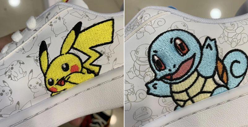 chaussure adidas pokemon