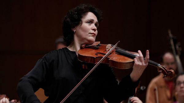 """Tabea Zimmermann (5/5) : """"Je joue d'une façon très différente pour un micro ou pour une salle de concert"""""""