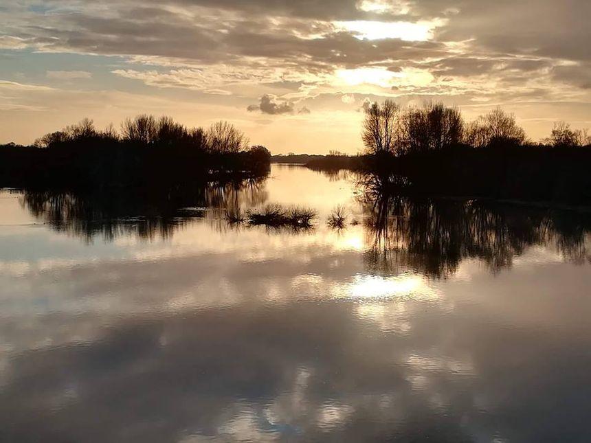 Pont de Mauves sur Loire