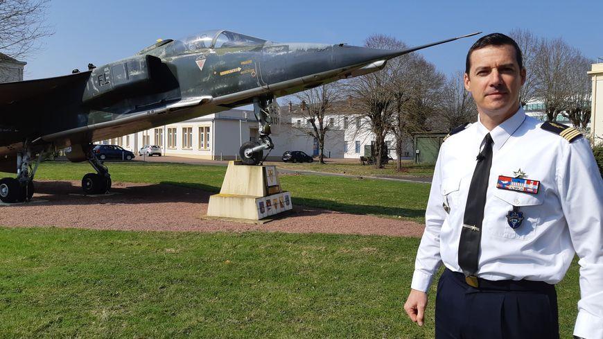 1400 personnes vont rester à la BA 705 au 1er juillet 2021 selon le Colonel Vallette, le commandant de la base aérienne