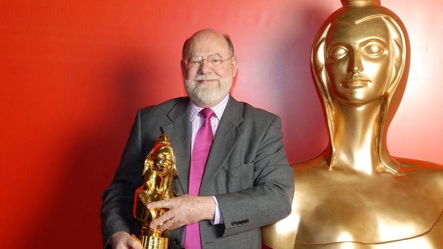 """Pierre Bourguignon avait reçu une """"Marianne d'Or"""" au Sénat en 2007"""