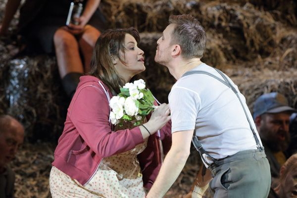 Mařenka et Jeník son amoureux (Selene Zanetti et Pavol Breslik)