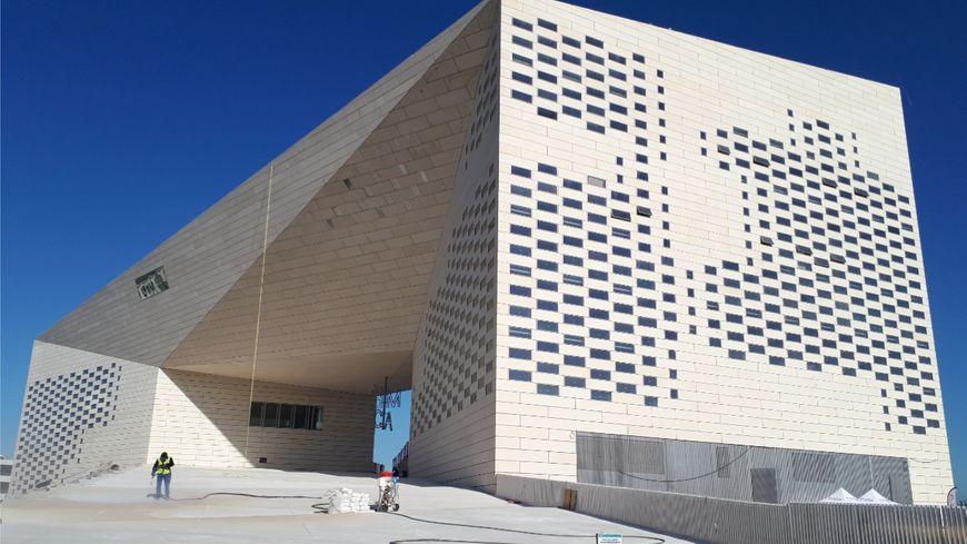 Bordeaux : Plus que trois mois avant l'ouverture de la MECA, pôle régional créatif
