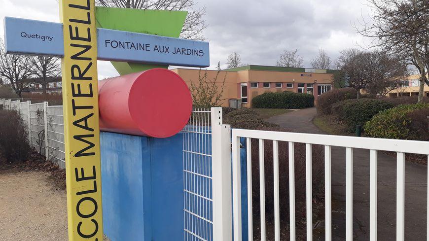 L'école maternelle de La Fontaine aux Jardins accueille sept élèves dans l'Unité Enseignement en Maternelle Autisme.