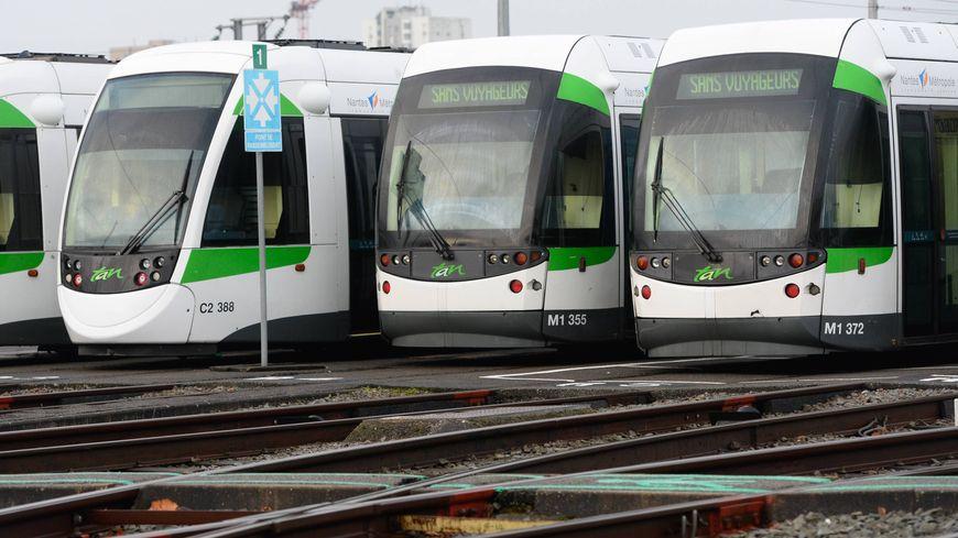 Plusieurs agents de la TAN, le réseau de transports en commun de la métropole nantaise, ont été agressés ces derniers jours. Image d'illustration.