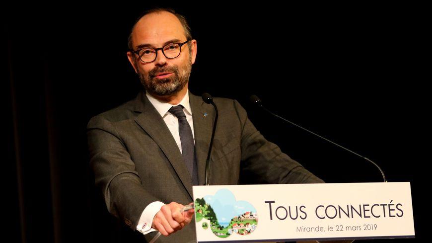 Deux nouvelles mesures pour l'accès au numérique annoncées par Edouard Philippe en visite dans le Gers