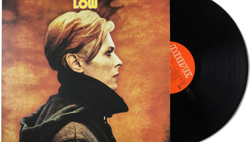 David Bowie Album Low sorti en 1977