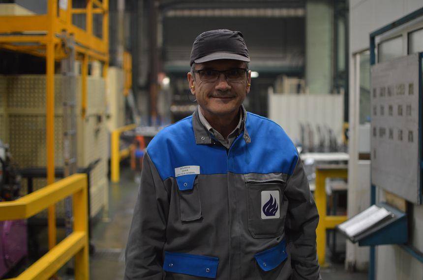 Didier Douziech est le directeur général de Liberty Wheels France. - Radio France