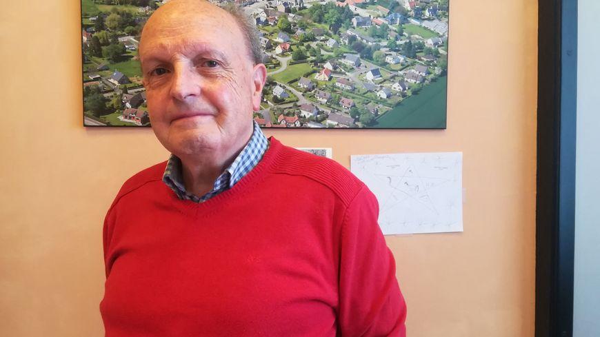 Jean-Pierre Domont, maire de Villers-Bocage dans la Somme