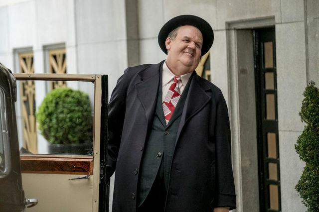"""John C. Reilly, campant Oliver Hardy dans le biopic """"Stan & Ollie"""" sur le duo iconique Laurel et Hardy (sortie le 06 mars 2019)"""