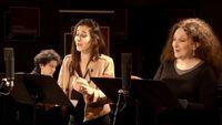"""Schumann   """"Liebesgram"""" et """"Erste Begegnung"""" par Alain Altinoglu, Nora Gubisch et Chantal Perraud"""